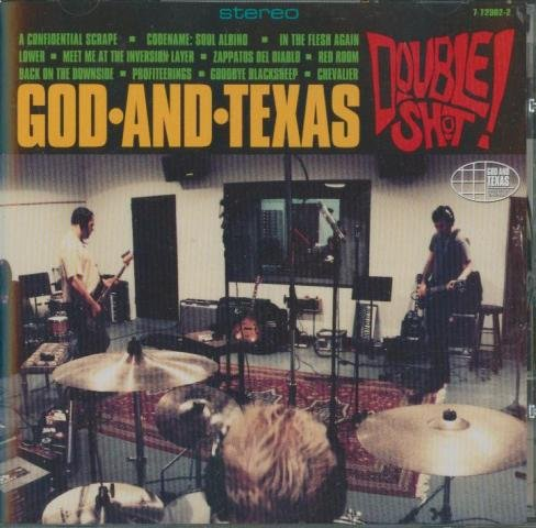 God & Texas Double Shot