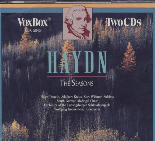 J. Haydn Seasons