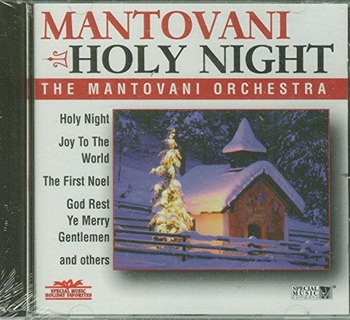 Mantovani Orchestra Holy Night