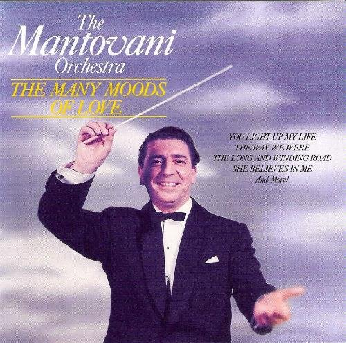 Mantovani Many Moods Of Love
