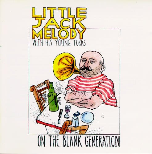 Little Jack Melody On The Blank Generation