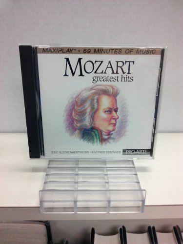 Mozart W.A. Greatest Hits Marriner St Mary Chbr Play