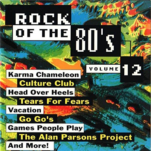 Rock Of The 80's Vol. 12 Rock Of The 80's Mcentire Mattea Loveless Lee Rock Of The 80's