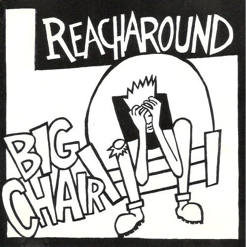 Reacharound Big Chair