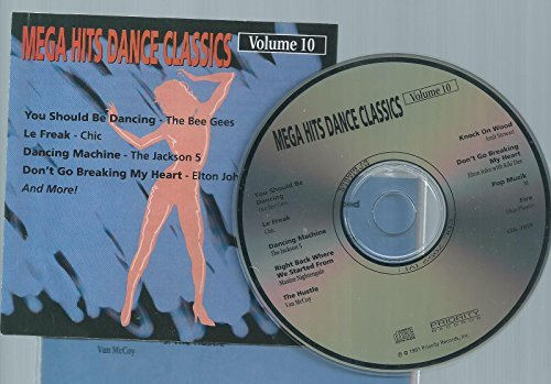 Mega Dance Hits Vol. 10 Mega Dance Hits