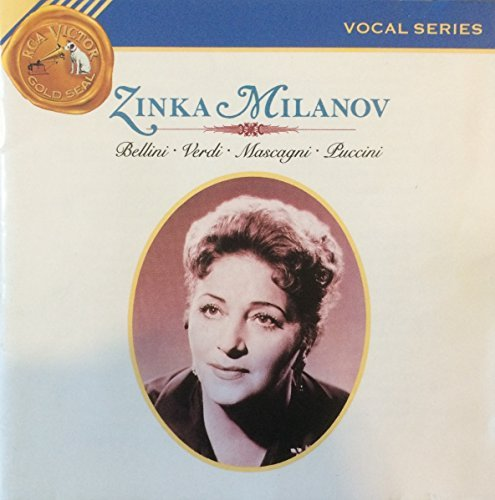Zinka Milanov Vocal Series