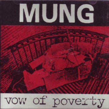 Mung Vow Of Poverty (ep)