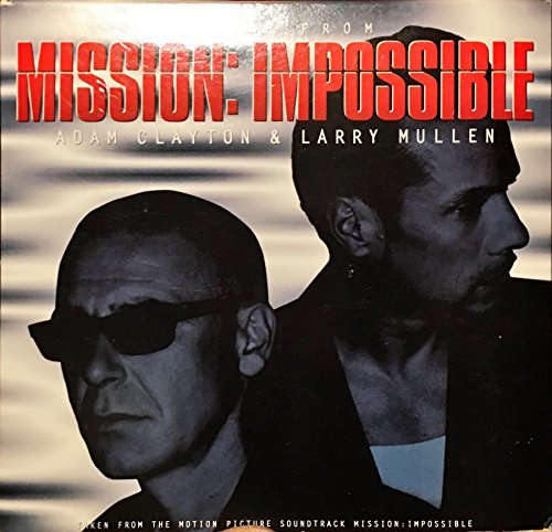 Mullen Larry Clayton Adam Theme From Mission Impossible