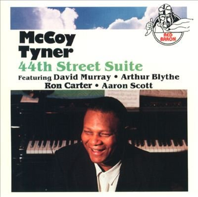 Mccoy Tyner 44th Street Suite