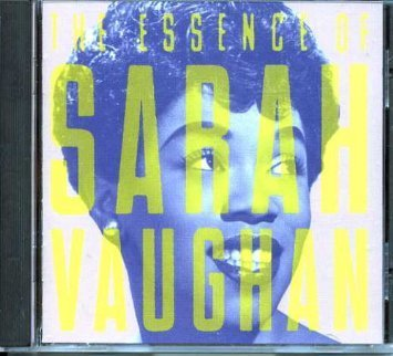 Vaughan Sarah Essence Of Sarah Vaughan
