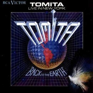 Tomita Back To The Earth Live