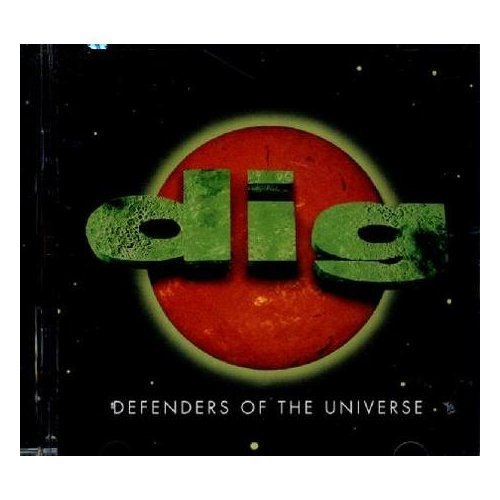 Dig Defenders Of The Universe