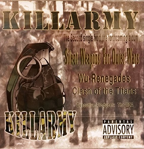 Killarmy Wu Renegades