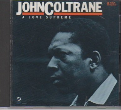 Coltrane John Love Supreme