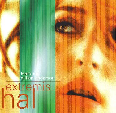 Gillian Hal Anderson Extremis (x4)
