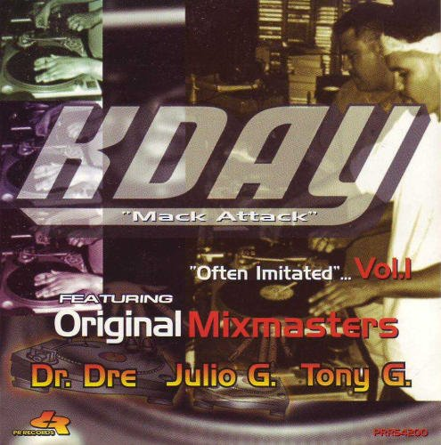Original Mixmasters Vol. 1 Often Imitated...