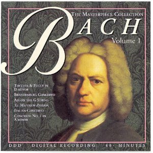 J.S. Bach Masterpiece Collection