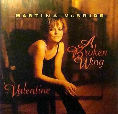 Martina Mcbride Broken Wing