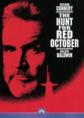 Hunt For Red October Connery Baldwin Clr Cc 5.1 Ws Keeper Pg
