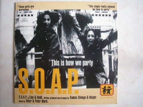 S.O.A.P. This Is How We Party Armengaud (pno) B W S.O.A.P. Samples