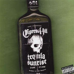 Cypress Hill Tequila Sunrise Explicit Version B W Dr. Greenthumb