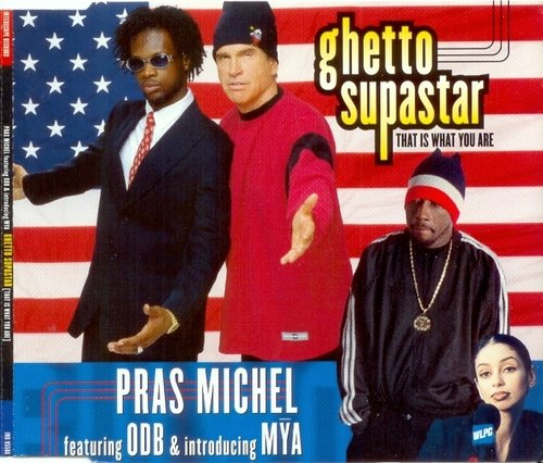 Pras Ghetto Superstar Import Gbr