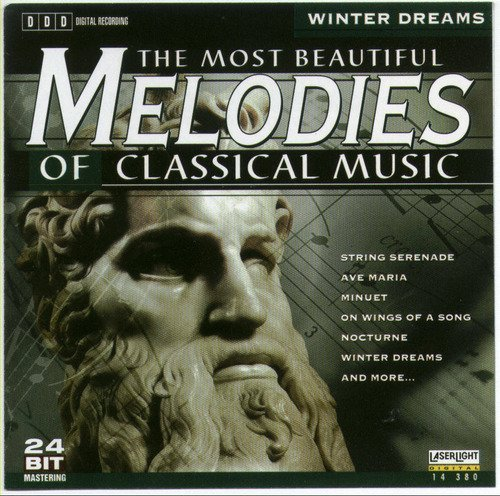 Most Beautiful Melodies Of Cla Winter Dreams Dvorak Schumann Schubert Haydn Bach Tchaikovsky Bartholdy