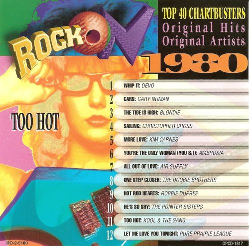 Rock On 2 1980 Too Hot Devo Blondie Doobie Brothers Rock On 2