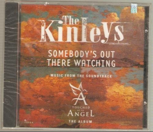 Kinleys Somebody's Out There Watching B W Just Between You & Me