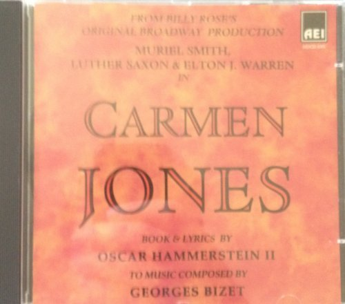Carmen Jones Original Broadway Cast