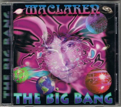 Tony Maclaren Big Bang