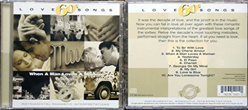 Love Songs Of The 60's Love Songs Of The 60's Love Songs Of The 60's