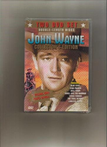 John Wayne Special Double Leng Diamond DVD Bw Nr 7 On 2