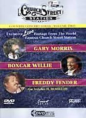 Church Street Station Vol. 2 Church Street Station Morris Boxcar Willie Fender Church Street Station
