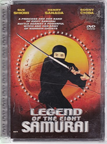 Legend Of The 8 Samurai Legend Of The 8 Samurai Clr Nr