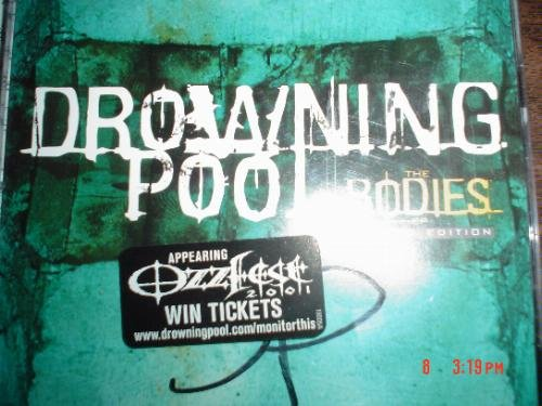 Drowning Pool The Bodies Ep Bull Moose Exclusive