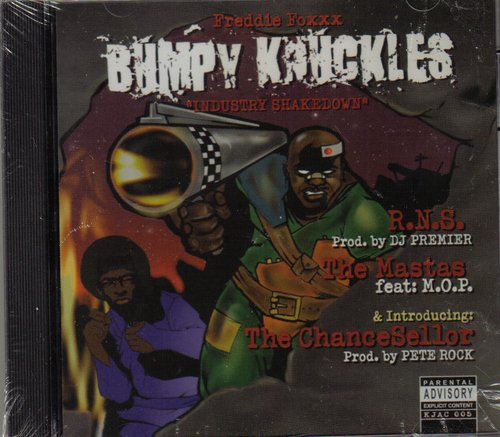Foxx Bumpy Knuckles R.M.S. Explicit Version B W Mastas & The Chancesellor
