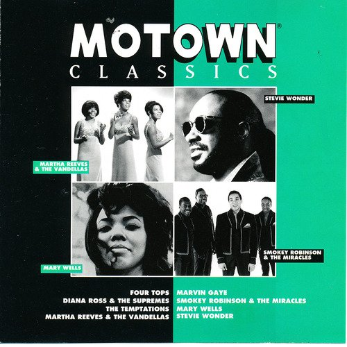 Motown Legends Vol. 1 Motown Legends