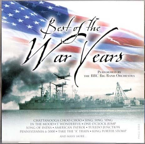 Bbc Big Band Orchestra Best Music Of The Wars