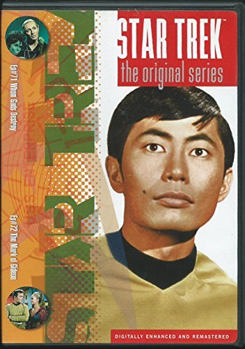 Star Trek Original Series Volume 36 Episodes 71 & 72 Clr Cc 5.1 Nr
