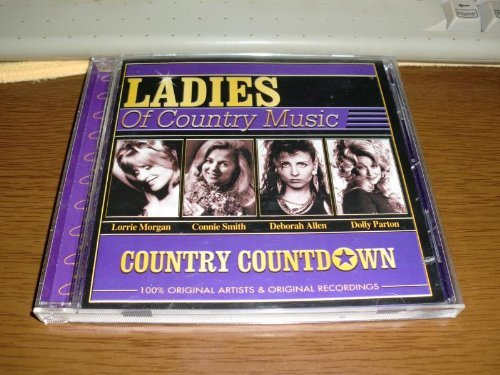 Country Countdown Ladies Of Country Music Morgan Oslin Sylvia Parton Country Countdown