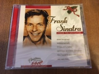 Frank Sinatra Under The Mistletoe Christmas Legends