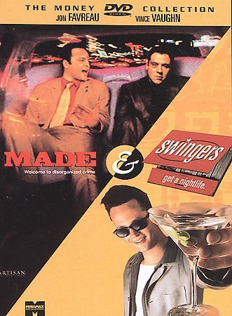Made Swingers Favreau Vaughn Clr R 2 DVD
