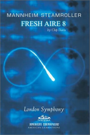 Mannheim Steamroller Fresh Aire 8 DVD Audio Video Double Sided DVD