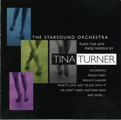 Starsound Orchestra Plays Hits Of Tina Turner