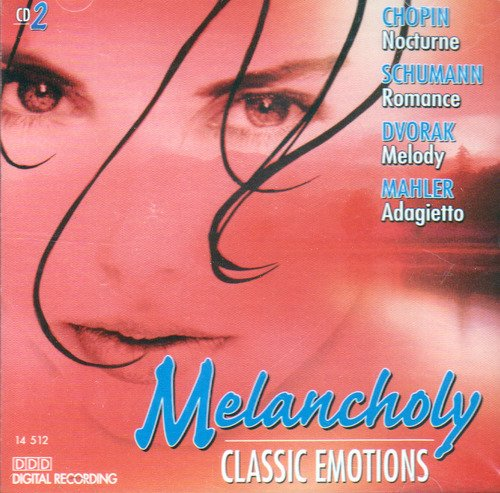 Melancholy Classic Emotions Melancholy Classic Emotions