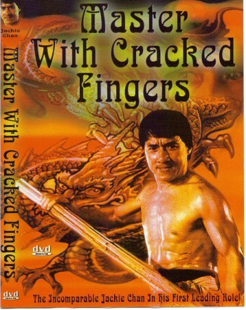 Master With Cracked Fingers Chan Jackie Clr Nr