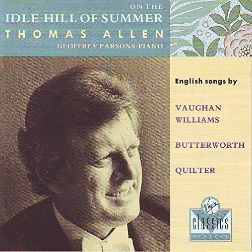 Allen Parsons On The Idle Hill Of Summer
