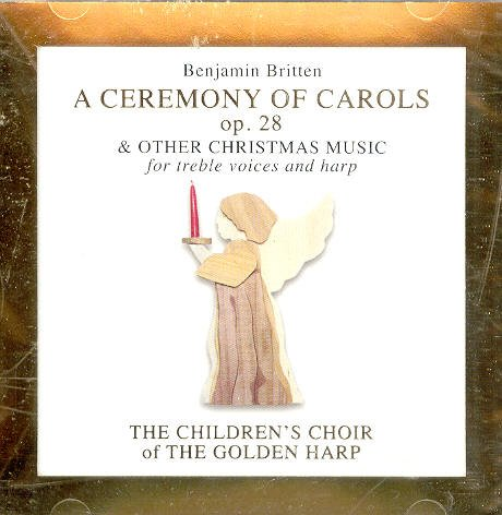 Children's Choir Britten Ceremony Of Caro