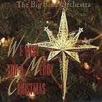 Big Band Orchestra We Wish You A Merry Christmas